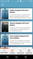 app Direct Language DICTIONARY